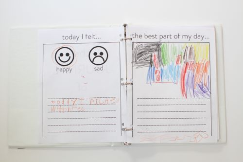 IMG 3776 Printable Journal for Kids (Get Your Child to Communicate with You)