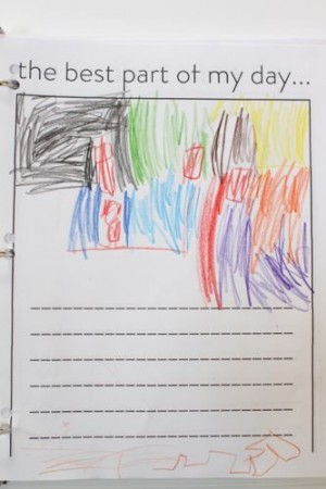 IMG 3780 300x450 Printable Journal for Kids (Get Your Child to Communicate with You)