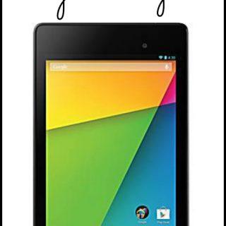 Google™ Nexus 7 Tablet:  Review & Giveaway