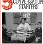 5 Breakfast Conversation Starters 150x150 What Does a Degree Mean to You and Your Family?