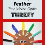 Clothespin Feather Turkey 150x150 Show and Share Saturday Link Up!
