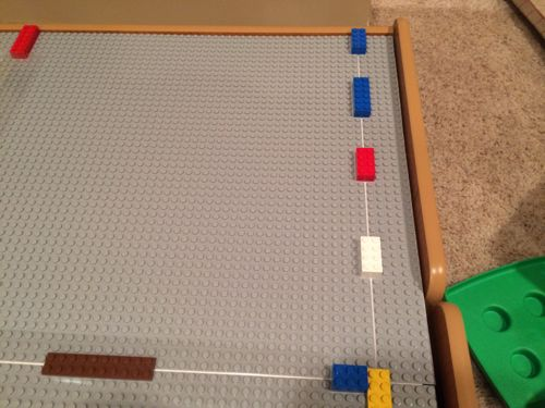 IMG 3601 Convert Your Train Table into a LEGO Table