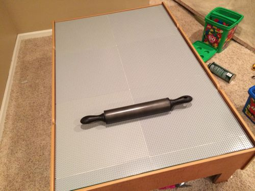 IMG 3616 Convert Your Train Table into a LEGO Table