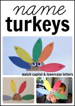 Name Turkeys