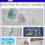 Sight Word Activities for Early Readers 150x150 Letter to Santa:  A Lesson in Learning to Write