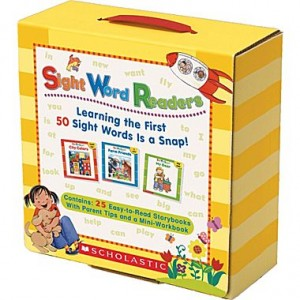 Sight Word Readers 300x300 Sight Word Activities for Kids