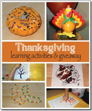 Thanksgiving-learning-activities