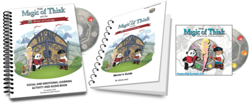 magic of think 500x209 The Magic of Think:  Social and Emotional Learning Activity and Audio Book (Product Review)