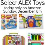 60% Select ALEX Toys Today Only (Sunday, December 8th)