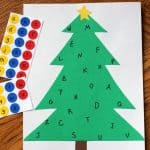 Alphabet Sticker Tree 150x150 Show and Share Saturday Link Up!