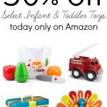 Half Off Select Infant and Toddler Toys 150x150 ALEX Craft Kits are 50% TODAY Only