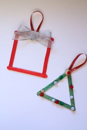 IMG 5092 300x450 Shape Ornaments for Toddlers and Preschoolers
