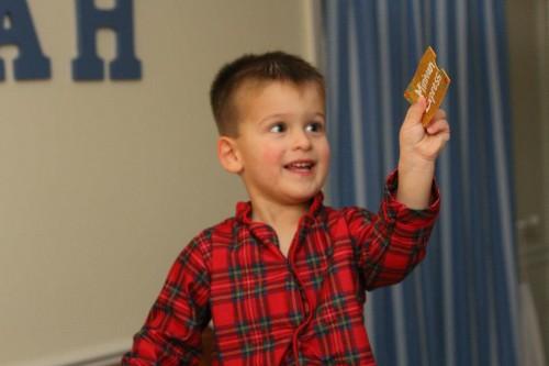 Minivan Express Christmas Tradition - I Can Teach My Child!