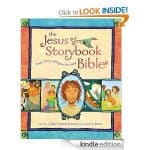 The Digital Version of the Jesus Storybook Bible for $1.99