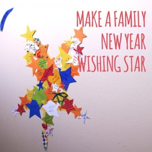 Family New Year Wishing Star 300x300 Show and Share Saturday Link Up!