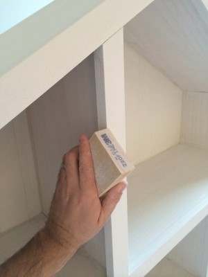 IMG 3810 300x400 DIY Dollhouse Bookcase
