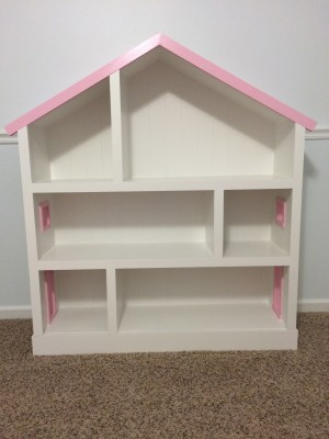 IMG 3827 300x400 DIY Dollhouse Bookcase
