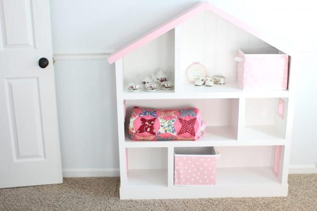 Cutest Dollhouse Bookcase To Build Yourself I Can Teach My Child