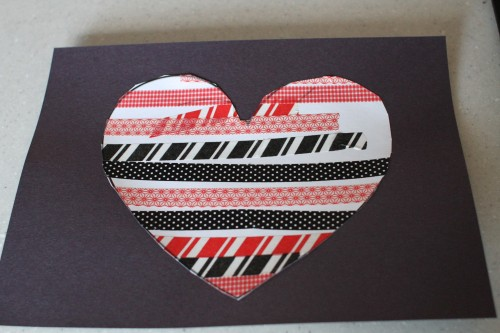 IMG 5441 500x333 Simple Washi Tape Hearts