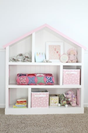 IMG 5516 300x450 DIY Dollhouse Bookcase