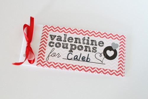 IMG 5702 500x333 Valentines Day Coupon Book for Kids