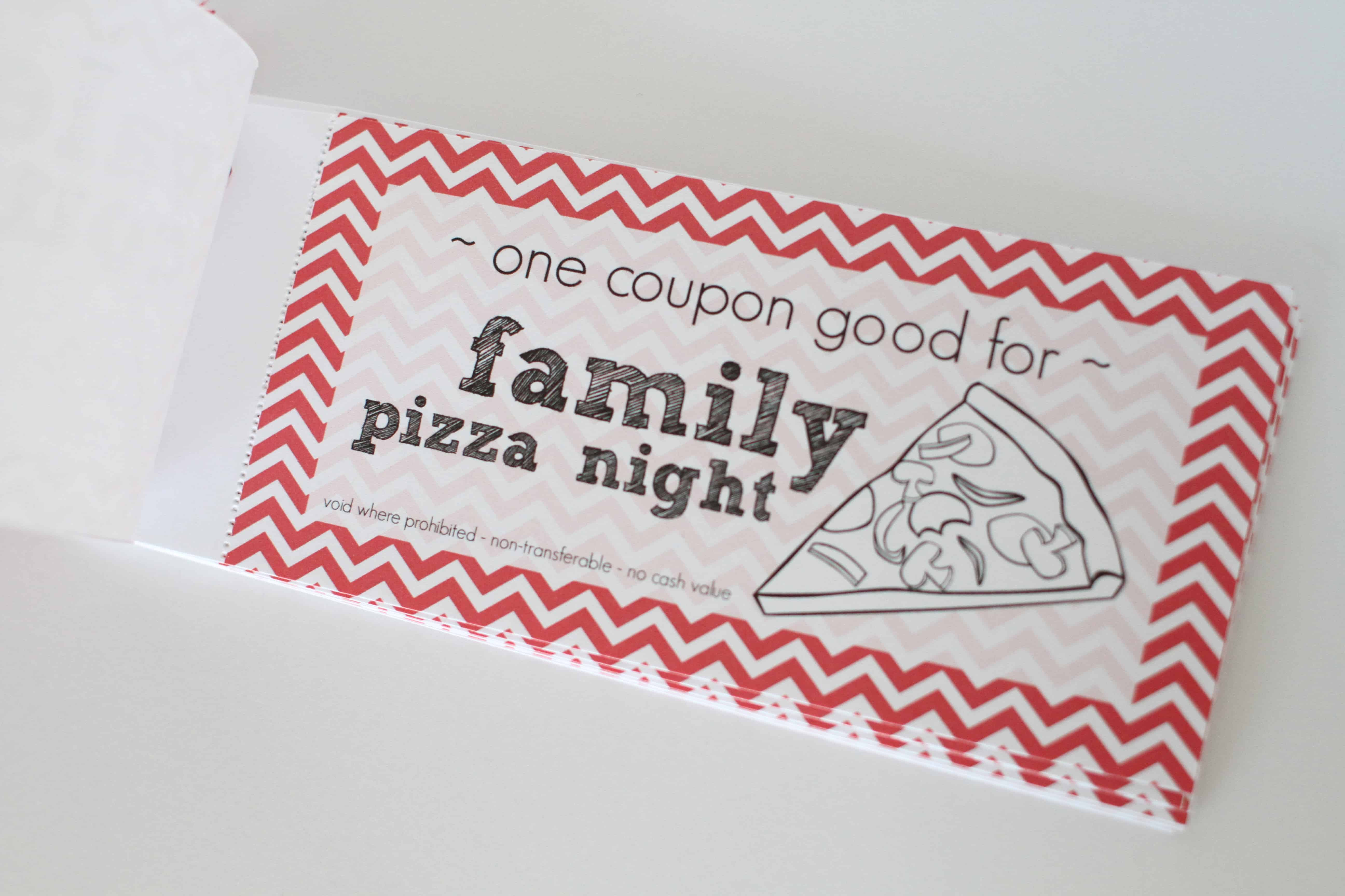 valentines day coupon book for kids i can teach my child the perforations make it easy to tear out the coupon