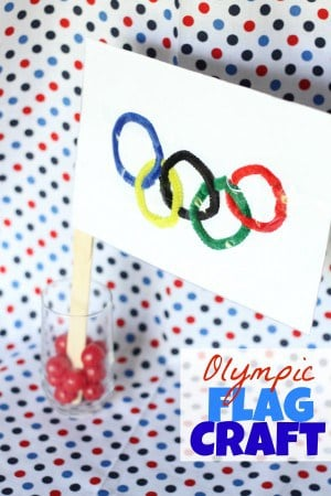 Olympic-Flag-Craft