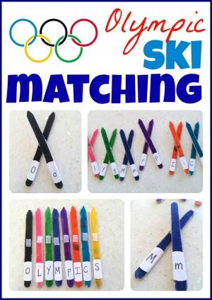 Olympic Ski Matching