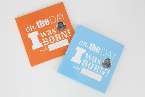 On the Day I Was Born Photo Book