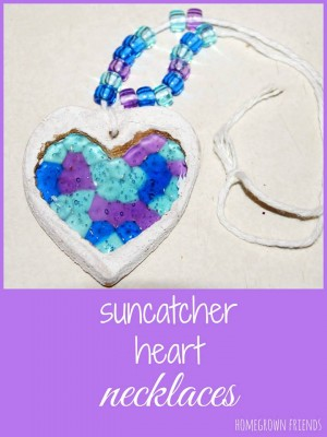 Suncatcher Heart Necklaces 300x400 Suncatcher Heart Garland
