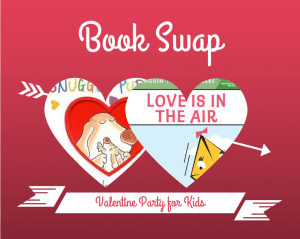 Valentines Book Swap Show and Share Saturday Link Up!