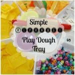 alphabet playdough activity tray 150x150 Show and Share Saturday Link Up!