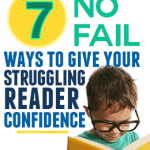 7 Ways to Help a Struggling Reader