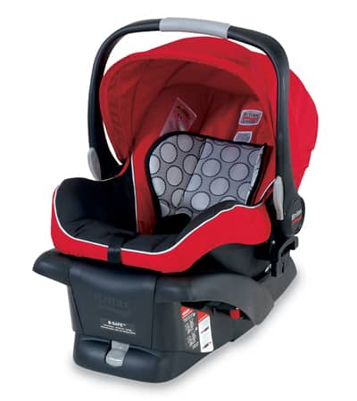 Britax B-Safe Infant Carseat