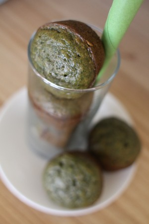 IMG 6723 300x450 Green Smoothie Muffins