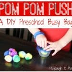 Pom Pom Push 150x150 A Lesson from the Giant Cheerio Spill