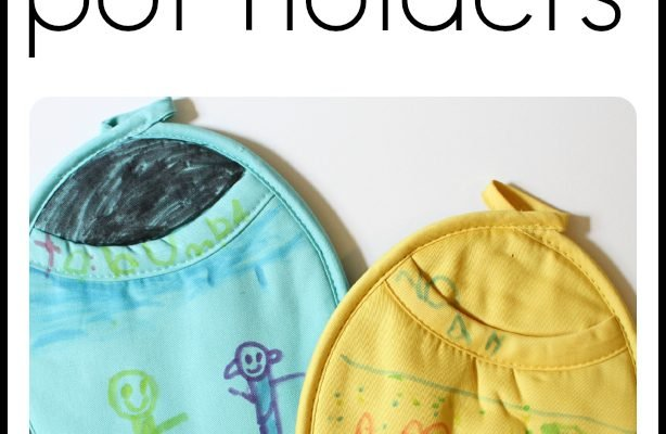 Personalized Pot Holders