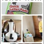 Beginning Sound Letter Hunt