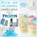 Frozen-inspired End Of School Celebration