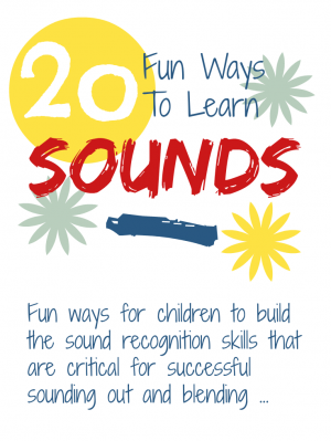 LearnToReadSounds 300x399 Show and Share Saturday Link Up!