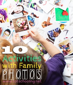 10 Activities with Family Photos 300x349 Show and Share Saturday Link Up!