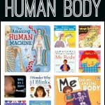 Books about the Human Body 150x150 Back to School Books