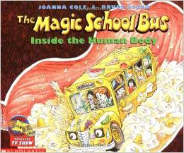 Magic Schoo Bus Inside the Human Body Books about the Human Body