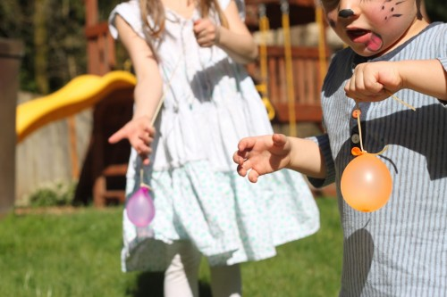 Water Balloon Yo Yo 500x333 12 Ways to Learn with Water Balloons