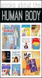 human body books