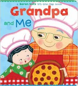 Grandpa and Me Books about Grandparents