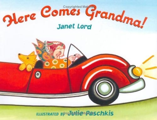 Here Comes Grandma Books about Grandparents