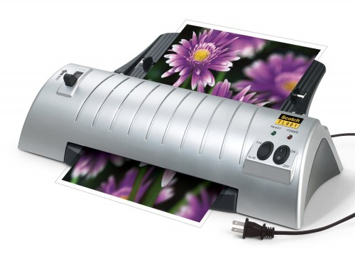 Laminator 500x364 Scotch Laminator for just $17.99 today only (8/19)