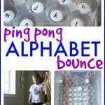 Ping Pong Alphabet Bounce