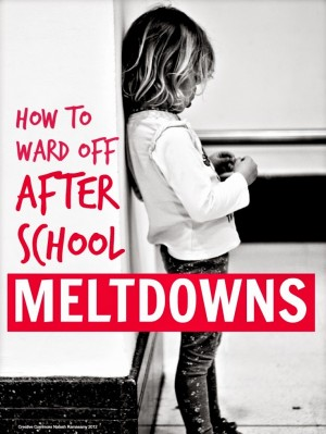 AfterSchoolMeltdowns21 300x399 Show and Share Saturday Link Up